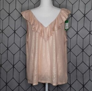 Lilly Pulitzer Alessa Sand Dune Top